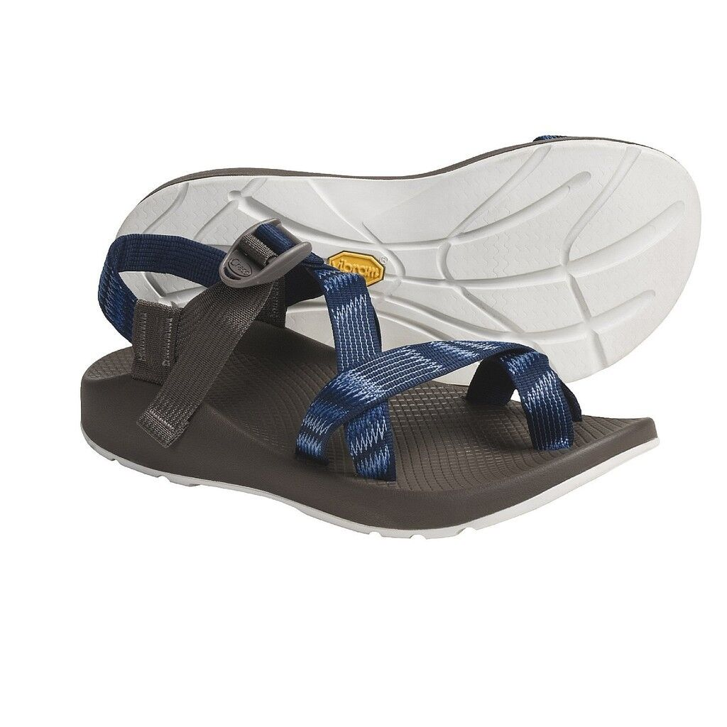 0fe9c228be29 Chaco Mens Z 2 Marine Sandals Z2 Water Sport strap Vibram NEW 9 13 ...