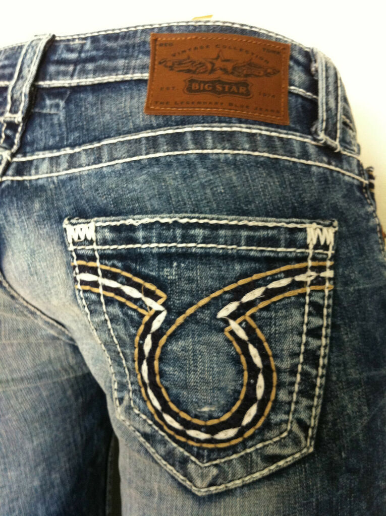 d895fde2963 big star jeans in Womens Clothing on PopScreen