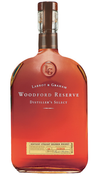 Woodford reserve distiller s select kentucky straight bourbon whisky 70cl 