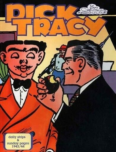 New comics now n 400 dick tracy daily strips sunday pages 1943 944 n d c Prezzo: € 20,47