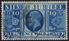 Sg 456a 2 d Prussian Blue A very fine used example with two cds s BPA cert 