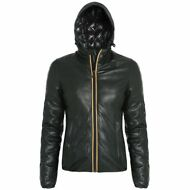 K-WAY GIACCA IMBOTTITA DONNA LILY KL AIR THERMO vera Pelle AUT/INV KWAY F79xtroh