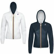 K-WAY LILY PLUS DOUBLE giacca DONNA imperm Prv/est variable Meteo KWAY A26bwcifc