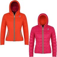 K-WAY LILY THERMO PLUS DOUBLE giacca DONNA Imbottita REVERSE Aut/inv KWAY F00xzd