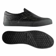 SUPERGA 2311 mocassini DONNA Slip on Aut/Inv Nero total chic FGLWEMBCOCCO F90dqw