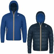 K-WAY JACQUES THERMO PLUS DOUBLE GIACCA UOMO IMBOTTITA aut/inv new KWAY 979mrmrk