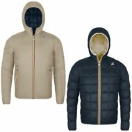 K-WAY JACQUES THERMO PLUS DOUBLE Giacca BIMBI imbottita AUT/INV New KWAY C07zkti