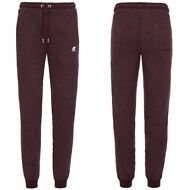 K-WAY Pantaloni DONNA INES FLEECE Marrone Scuro KWAY SPORTIVI Aut/Inv News 009db