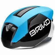 BRIKO CASCO Ciclismo UOMO GASS Caschi BICI free fighters speed PROVEN News 928nd