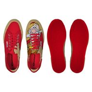 SUPERGA CARTOON Scarpe DONNA Pelo 7nani Aut/inv New Moda Nuove News 912afohpds