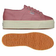 SUPERGA 2790 zeppa scarpe DONNA 4cm ACOTW UP AND DOWN Dusty rose prv/est C06fllk