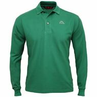 ROBE DI KAPPA AARBERG POLO UOMO mc.lunga maglia best seller Verde NEW News 102zy