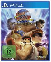 Artikelbild Street Fighter Anniversary Collection (PS4) *NEU/OVP*