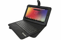 Totally Tablet Bluetooth Keyboard Protective Case for Google Nexus 10