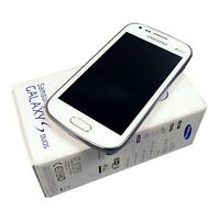 Samsung Galaxy S Duos Dual SIM Smartphone GT-S7562 S7562 Android 4 - White