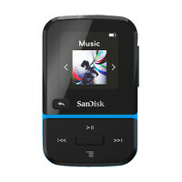 Artikelbild SANDISK Clip Sport Go MP3 Player (16 GB, Blau)
