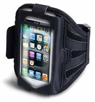 ARM BAND Holder for iPhone 5, 5S, 5C  | Black Mesh | Running, Sports, Gym Case