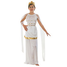 ANCIENT AND ORIENT GODDESS GRECIAN ATHENA CHILD FANCY DRESS COSTUME ALL SIZES