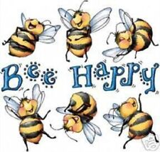 Be Happy Bees   Bee Tshirt     Sizes/Colors