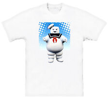 Ghost Busters Scary Marshmallow Man T Shirt