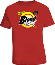 Blood Of The Lamb Religious Parody  Detergent T shirt