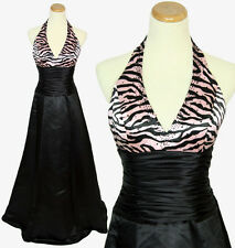 NEW JUMP APPAREL $200 Black Homecoming Evening Gown Available In Size 1, 3, 5