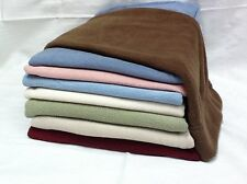 MICRO FLEECE SHEET SETS   CAL KING   SO VERY SOFT