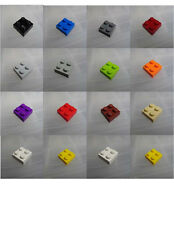 LEGO 2X2 PLATE  FLAT PLATES VARIOUS COLORS  x10 *NEW* m