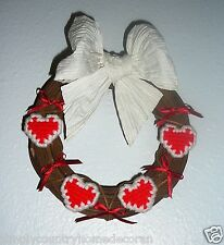 WREATHS~Seasonal~Handcrafted~Designs & Sizes Vary~NEW