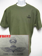 USMC FORCE RECON T-SHIRT/ PRE 2002/ OLD SCHOOL.