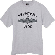US Navy USS Bunker Hill CG-52 T-Shirt