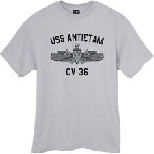 USN US Navy USS Antietam CV-36 T-Shirt Aircraft Carrier