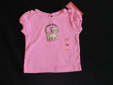 NWT GYMBOREE SMART KITTIES KITTY BACK TO SCHOOL TOP 2T