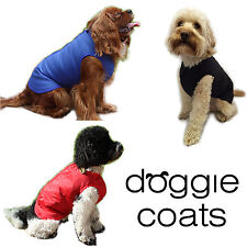 Step In Luxury Fur Lined Waterproof Dog Coat All Sizes