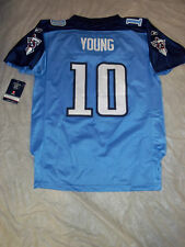 VINCE YOUNG #10 TENNESSEE TITANS YOUTH NFL PREMIER STITCHED JERSEY FREE SHIPPING