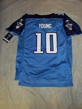 VINCE YOUNG TENNESSEE TITANS YOUTH REPLICA JERSEY