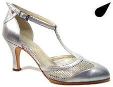 Mythique Women's Tango Ballroom Salsa Latin Dance Shoes - Soledad style