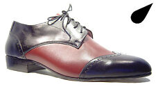 Mythique Men's Tango Ballroom Salsa Latin Dance Shoes - Hefesto style