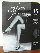 GIO RHT STOCKINGS PERFECTS - LIMITED - VARIOUS COLOURS
