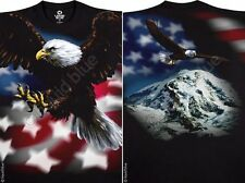 NEW Nature USA Eagle American Wildlife Premium Native Shirt L XL 2X 3X 4X 5X 6X