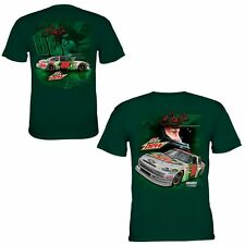 Dale Earnhardt Jr Chase Authentics #88 Diet Mt Dew Chassis Tee FREE SHIP!