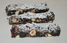 Homemade Italian Panforte Fruit and Nuts Cake 2 pounds Made to Order!