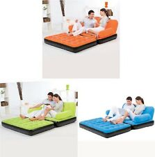 BESTWAY INFLATABLE MULTI FUNCTIONAL AIRBED CHAIR SOFA COUCH TV CAMPING MATTRESS