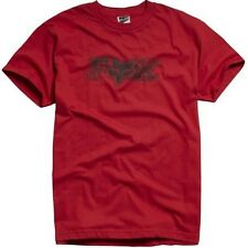 Fox Racing Riders Outta Here Mens Red T-Shirt NWT