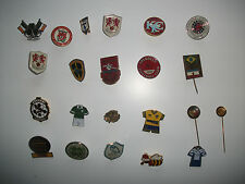 Metal Soccer/Football Badges/Pins