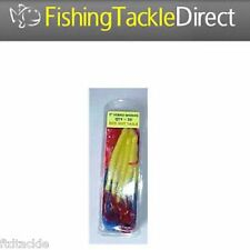CJT FISHING - FIRE TAILS CURLY SHADS VIBRO WORMS TWIN TAILS - CHOOSE TYPE - NEW