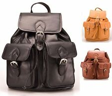 Extra Large Visconti Genuine Leather Rucksack Backpack Bag Ladies New BNWT 1699