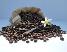 French Vanilla Flavour Coffee Beans 100% Arabica Bean or Ground Flavoured