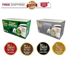 FRESH San Francisco Bay Coffee For Keurig k-cup brewers YOU PICK THE FLAVOR