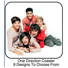 One Direction Drinks Coaster (Single or Set of 4)